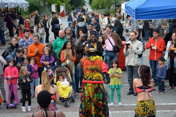 11-Fête de la musique et des cultures, Luxembourg-gasperich 19 juin 2015