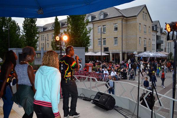 12-Fête de la musique et des cultures, Luxembourg-gasperich 19 juin 2015