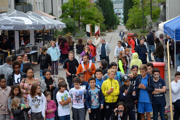 9-Fête de la musique et des cultures, Luxembourg-gasperich 19 juin 2015