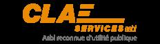logo-clae-asbl-orange-reconnue