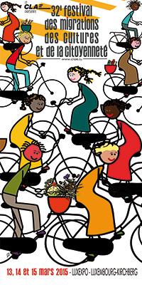 32e Festival des migrations, des cultures et de la citoyenneté 2015