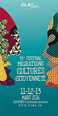 33e Festival des migrations, des cultures et de la citoyenneté 2016