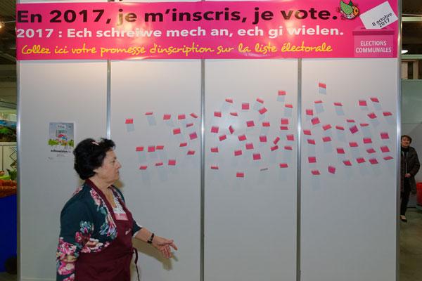 34e Festival des migrations, des cultrures et de la citoyenneté. Luxembourg, 3-4-5 mars 2017 © Pierre Cester / CLAE