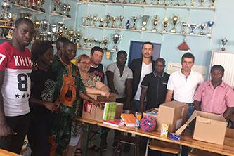 Association Guinéenne de Cabienque au Luxembourg