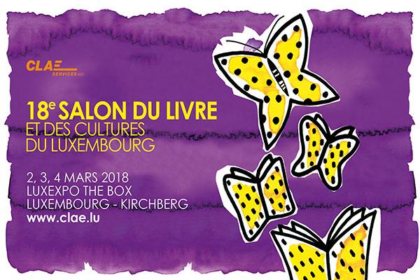 17e Salon du livre et des cultures du Luxembourg